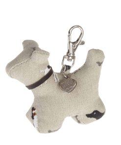 Nøglering hund Woof Sophie Allport
