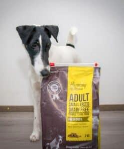 Kornfrit hundefoder
