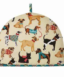 Tehætte med hunde Hound Dog Ulster Weavers