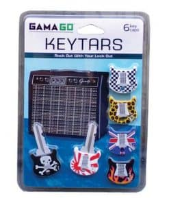 nøgle cover keytars